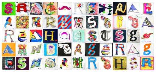 Type Tasting Typography Workshop at SXSW