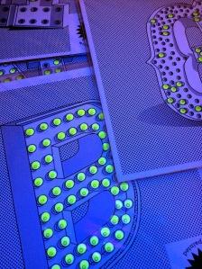 glow detail