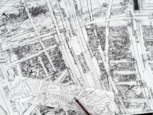 Panoramic by Alex Blum