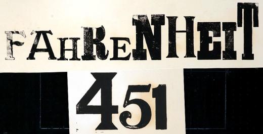 FAHRENHEIT 451 ralph steadman