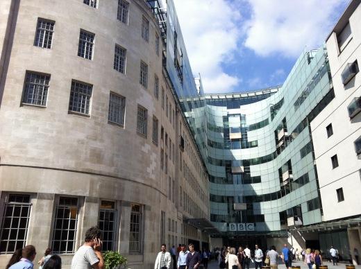 bbc outside