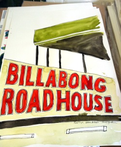Billabong Roadhouse WA Australia