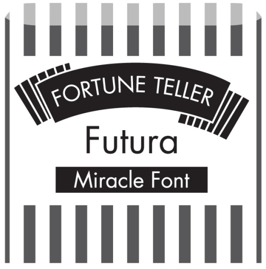 Font Fortune Miracle Font
