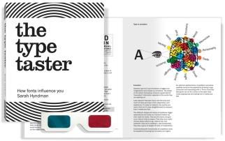 The Type Taster by Sarah Hyndman