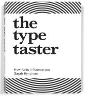 The Type Taster cover font: Baskerville
