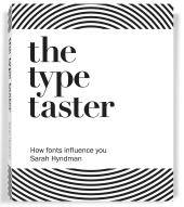 The Type Taster cover font: Didot