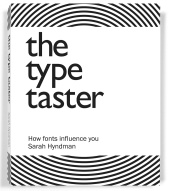 The Type Taster cover font: Gill Sans