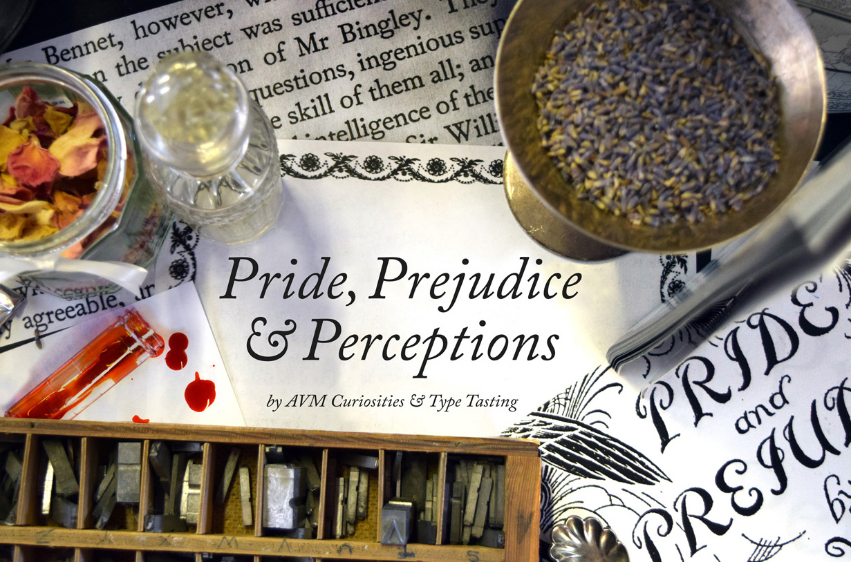 Pride, Prejudice & Perceptions