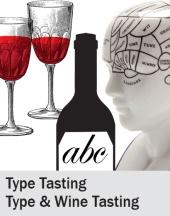 Type Tasting Type & Wine Tasting