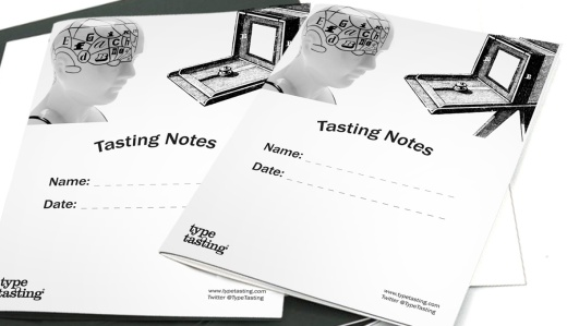 Create your own tasting notes