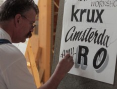 Mike Meyer signpainter