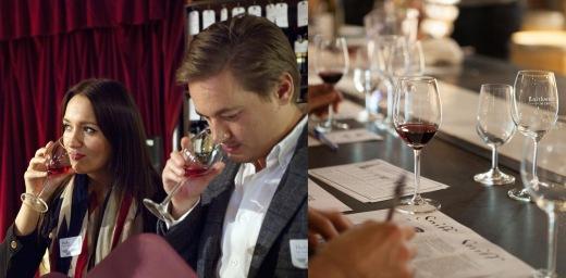 Wine & Type Tasting evening