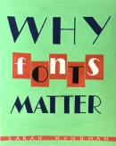 Samel Isha, Why Fonts Matter
