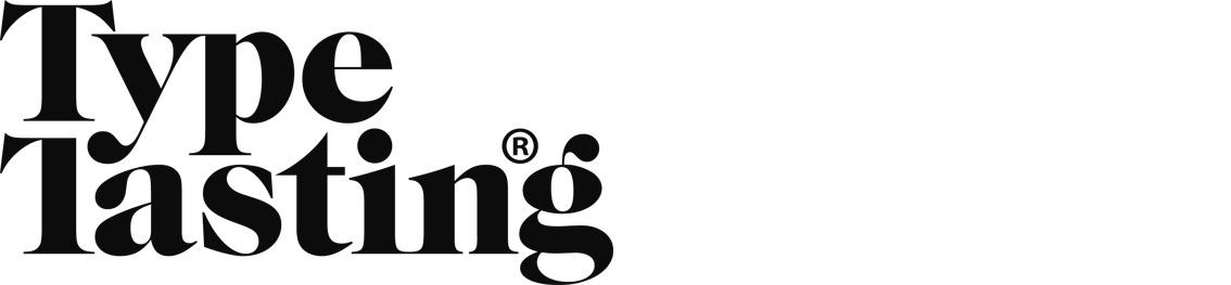 Type Tasting logo